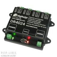 Digikeijs-DR4024-Servodecoder-met-4-servo-uitgangen-en-4-schakel-uitgangen