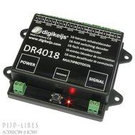 Digikeijs DR4018 Schakeldecoder met 16 uitgangen