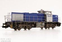 Piko 59928 Rurtalbahn Cargo diesellok V 156 type G1206