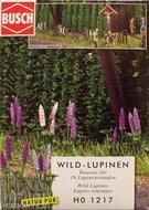 Busch 1217 Wilde lupine paars