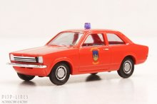 Busch-442102-Opel-Kadett-Brandweer-Tilbrug
