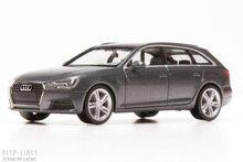 Herpa 38577 Audi A4 avant Grijs metallic