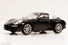 Schuco 26171 Porsche 911 Targa 4S