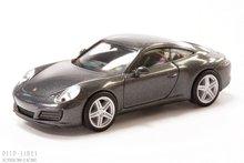 Herpa 38645 Porsche 911 Carrera 4 grijs