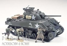 Tamiya-35250-US-M4A3-Sherman-75mm-Gun-1:35