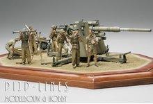 Tamiya-35283-Duits-88mm-Gun-Flak36-1:35