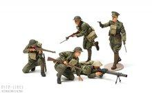 Tamiya-35339-WWII-Britse-Infanterie-Set-1:35