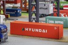 Faller-180849-40ft-Hi-Cube-container-Hyundai