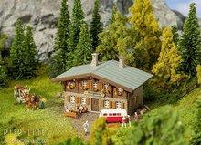 Faller-232338-Bergwachtershuis-1:160