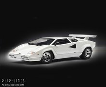 Italeri-3683-Lamborghini-Countach-5000-1:24