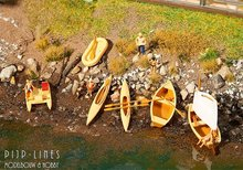 Faller-130513-Boten-en-Waterfietsen-1:87