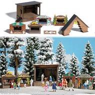 Busch-1183-Kerstmarkt-1:87