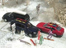 Busch-6004-Winter-Set-1:87