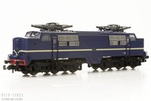 Piko 40460 NS E-lok 1225 Berlijnsblauw Spoor N 1:160 / NS 1200