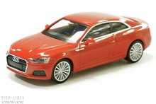 Herpa 38669 Audi A5 coupe rood