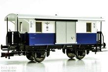 Fleischmann 505402 Edelweiss bagage wagon Nr. 175