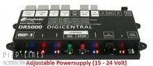 Digikeijs DR5000-ADJ DCC Multi-bus centrale