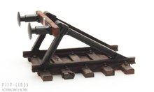 Artitec 387.55 NS open stootjuk met buffers :87