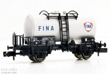Fleischmann 841012 NS ketelwagon FINA 1:160 N