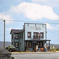 Busch 9722 USA Hotel 1:87
