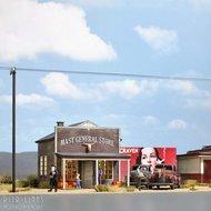 Busch 9725 USA General Store 1:87