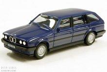 Herpa 28714 BMW 325i Touring Blauw 1:87 H0