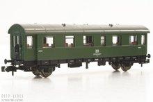 Fleischmann 866101 DR 2e klas personen wagon Type Baai 1:87 H0