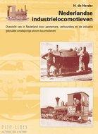 Boek Nederlandse Industrielocomotieven H. de Herder