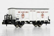 """Fleischmann 834108 NS gesloten wagon """"Brouwerij Oranjeboom"""" 1:160 N"""
