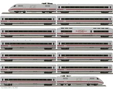 Fleischmann 445071 DB ICE-1 set 14-delig DCC Sound