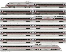 Fleischmann 445071 DB ICE-1 set 14-delig DCC Sound