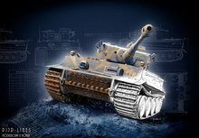 Revell 05790 75 Year Tiger I 1:35