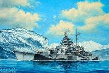Revell 05822 Tirpitz 1:1200