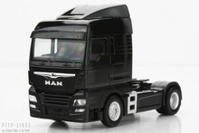 Herpa 308335 MAN TGX XLX 6c Zwart