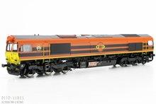 "ESU 31281 NL Rail Feeding Class 66 ""Orange"" Sound + Rook 1:87 H0"