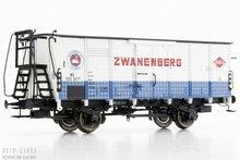 Brawa 49061 NS Gesloten wagon Zwanenberg Type G10 1:87 H0