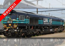 "ESU B/NL LINEAS Class 66 ""Your Freight Force"" Sound + Rook"
