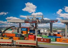 Faller 120290 Containerkraan 1:87