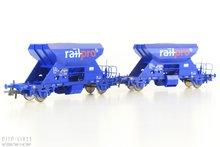 Roco 67022 NL RailPro Fccpps onderlosser set