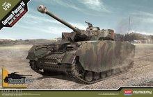 "Academy 13516 German Panzer 4 Ausf.H. ""Ver.MID"""