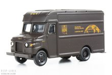 9491400 UPS bestelwagen met wereldbol 1:87 H0