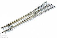Piko 55170 Wissel links met beton dwarsliggers 15° 239mm