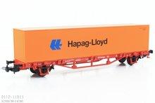 """Piko 57700 DB containerdraagwagen """"Hapeg-Lloyd"""""""