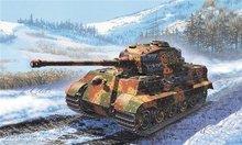Italeri 7004 Sd. Kfz. 182 King Tiger 1:72