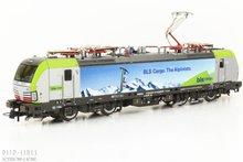 "Roco 73928 BLS Cargo E-lok Re 475 Alpinists ""Vectron"" DCC Sound"