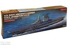MENG PS-002 U.S.S. Lexington CV-2 1:700