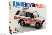 """Italeri 3661 Range Rover Police """"Rijkspolitie"""" 1:24"""