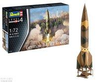 Revell 03309 German A4/V2 Rocket 1:72