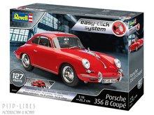 """Revell 07679 Porsche 356 B Coupé """"easy-click system"""" 1:16"""