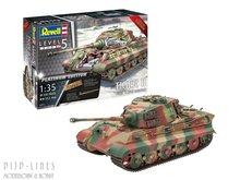 Revell 03275  TIGER II Ausf. B - Full Interior (Platinum Edition) 1:35